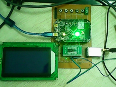 基于FRDM-KL25Z评估板的遥测终端设计