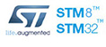 意法半导体<br/>STM8/STM32社区