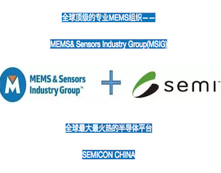MEMS & Sensors Industry Group亚洲论坛2017