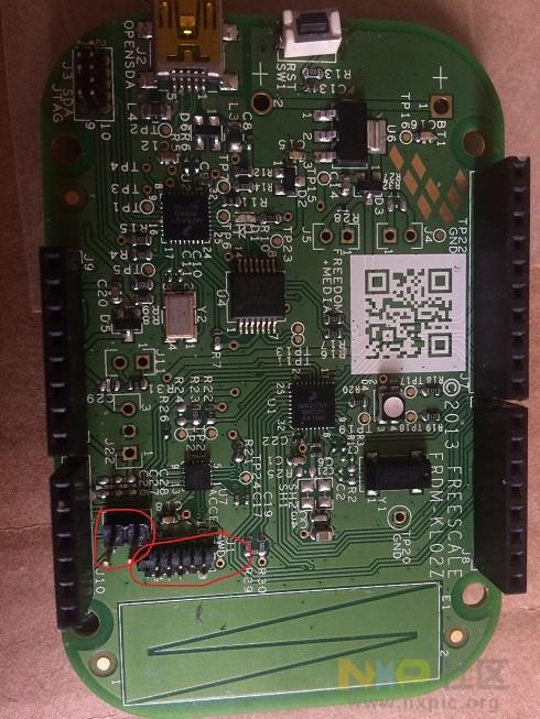 将你闲置的FRDM开发板改造成无限制的JLink