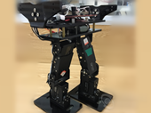 看这个双足机器人带你迈出人生的一大步!
