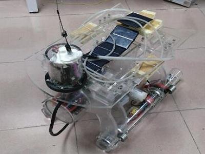 基于树莓派3的无人水下机器人设计
