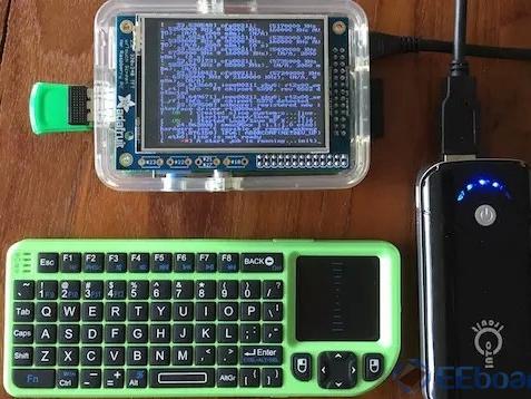 树莓派+ Kali Linux =便携式的黑客工作站
