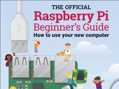 【免费下载】树莓派官方出版《新手指南》