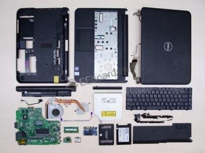 换个山寨SSD就能吃鸡?拼多多版美国DELL笔记本拆解