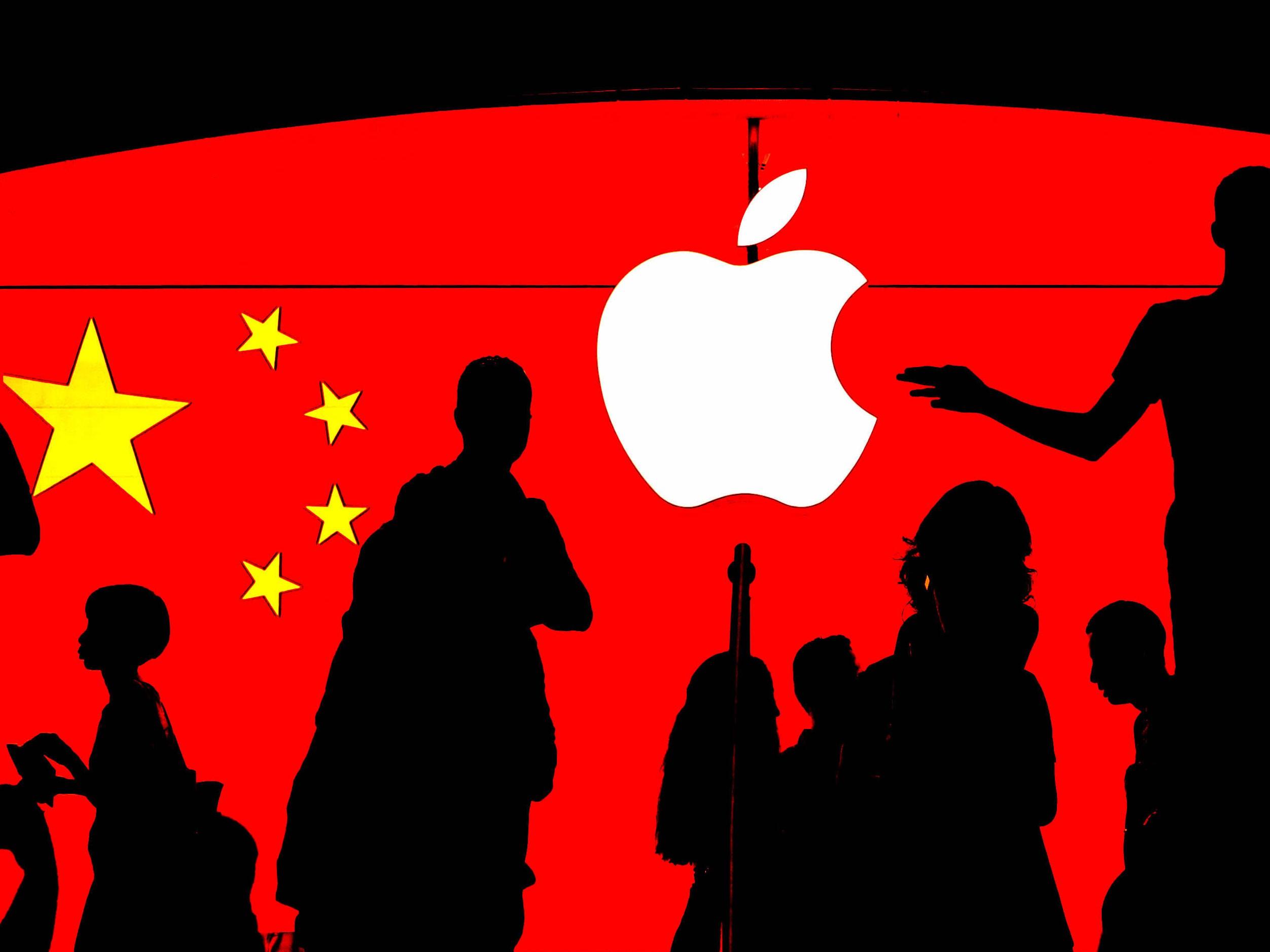 在贸易战中,苹果公司的产能从中国转移了15%-30%